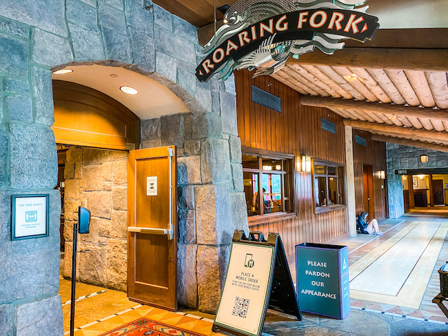 roaring fork quick service