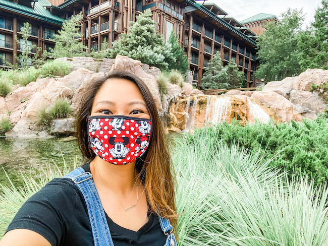 disney's wilderness lodge tina chiu