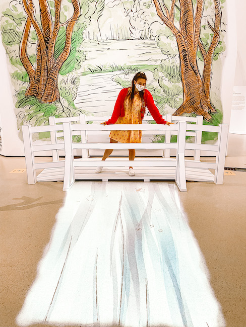 Winnie The Pooh Photo Op - The ROM