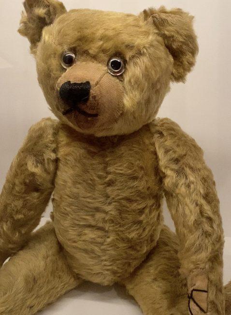 winnie the pooh stieff teddy bear
