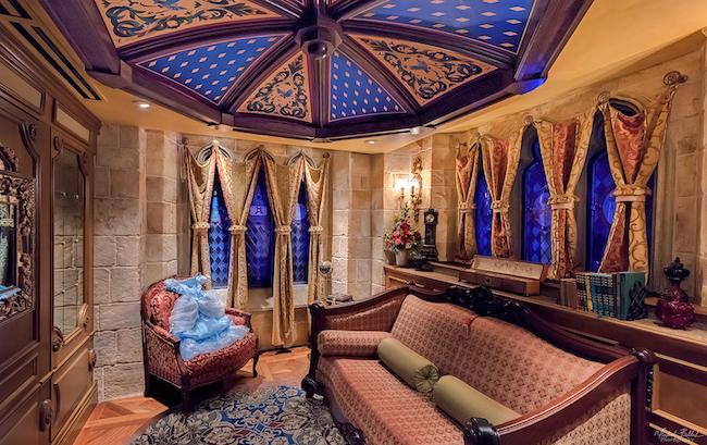 cinderella castle suite magic kingdom myths