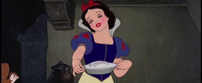 snow white's gooseberry pie