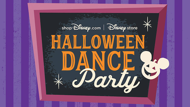 Disney Halloween Dance Party