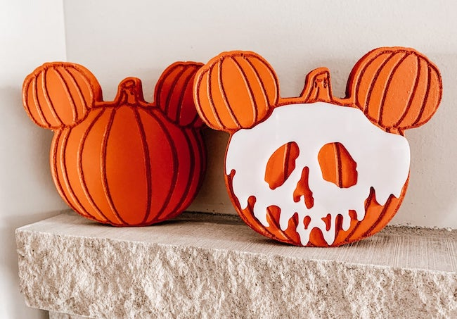 disney halloween decorations on etsy