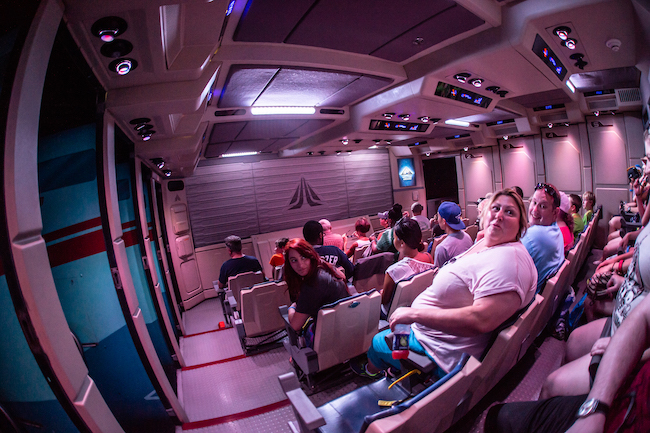 on ride star tours Star Tours Facts
