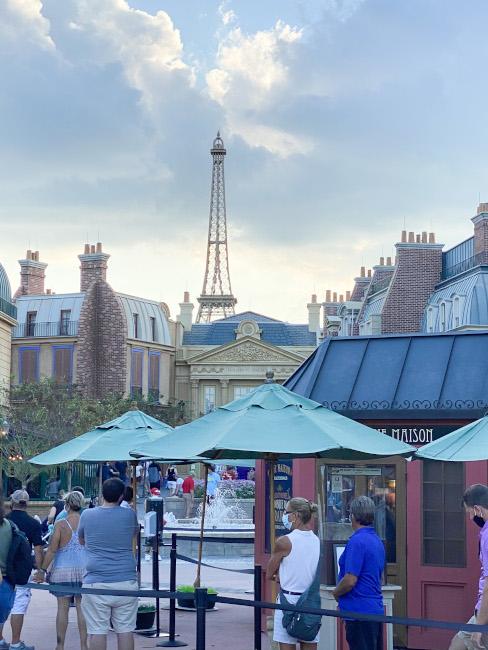France-Taste-Of-Epcot-Eiffel-Tower-De-La-Fe