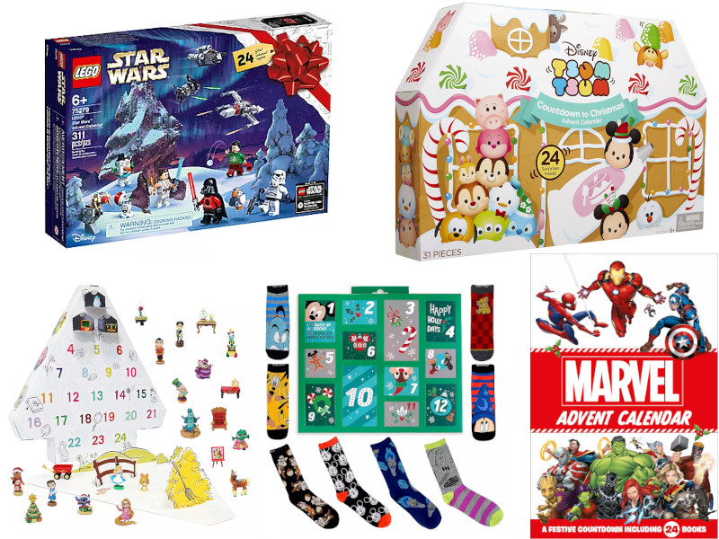 Disney-Advent-Calenders-2020-Featured