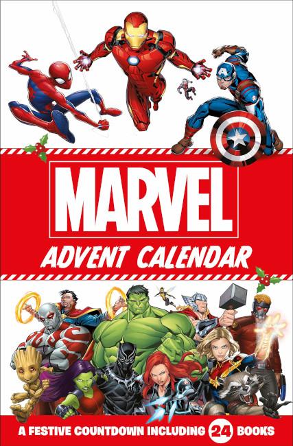Disney-Advent-Calenders-2020-Marvel-IglooBooks