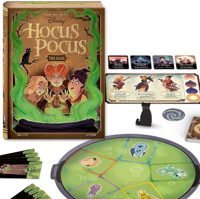 Disney-Board-Game-Gifts-Hocus-Pocus-2-Ravensburger