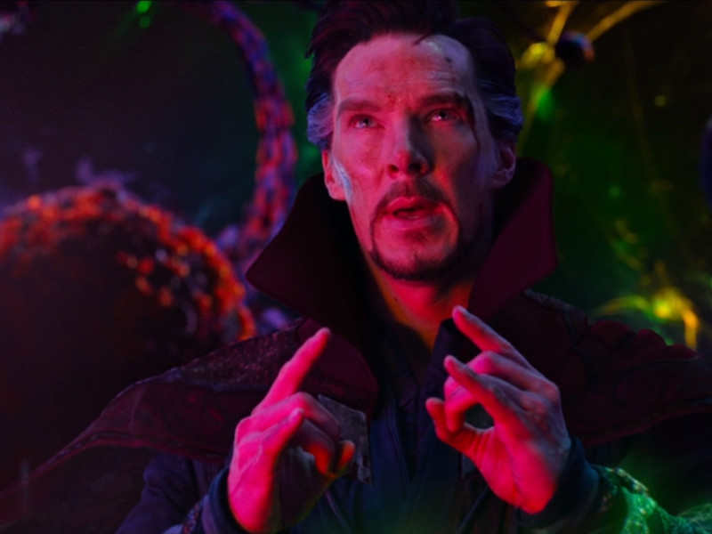Today in Disney History, 2016: Doctor Strange Opened in Theaters