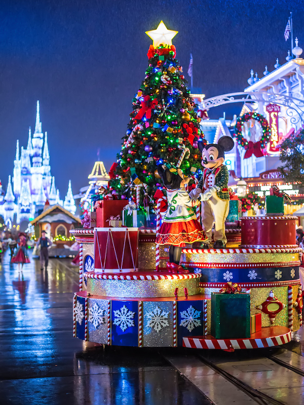 What's Canceled for Christmas at Disney World in 2020?