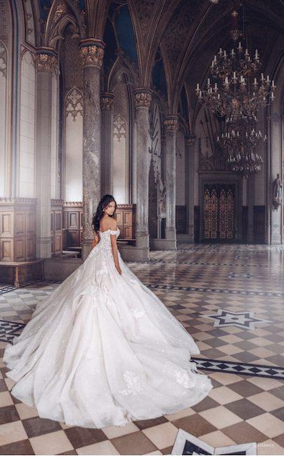 Disney Fairy Tale Weddings: 2020 Disney Princess Wedding Dresses