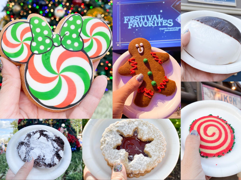 PHOTOS: How to Do the 2020 Cookie Stroll at EPCOT