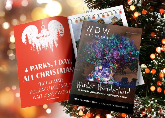 December 2020 issue WDW Magazine