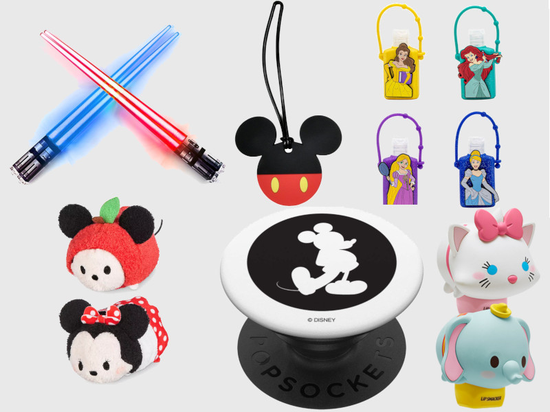 Various small, cost effective Disney stocking stuffers