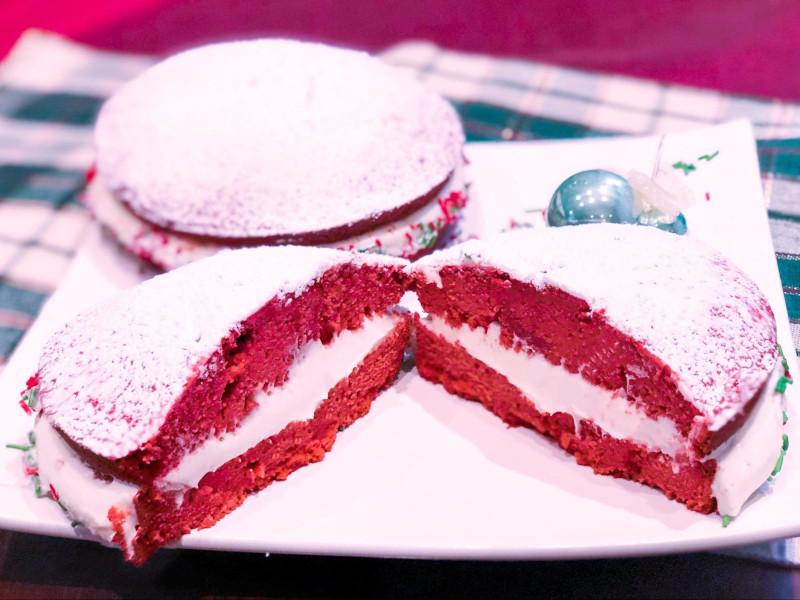 Our take on Disney's Red Velvet Whoopie Pie Recipe