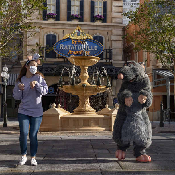 October 2021 Disney World Refurbishments and Openings