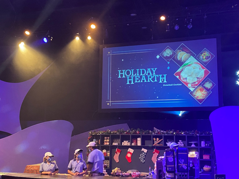 Review: Holiday Hearth Booth at EPCOT's Festival of the Holidays