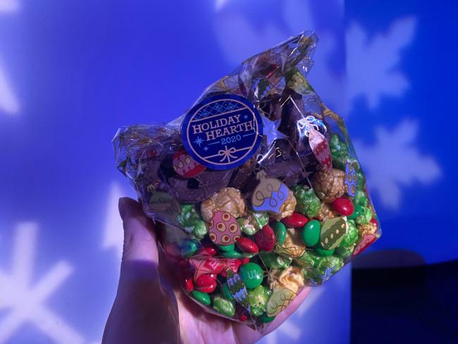Mouse Crunch- festive, colorful trail mix