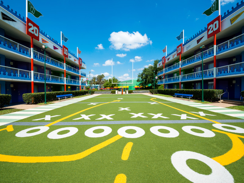 Top 5 Reasons to Stay at Disney's All-Star Sports Resort