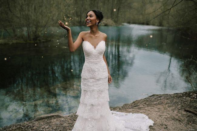Disney Fairy Tale Weddings 2020 Disney Princess Wedding Dresses