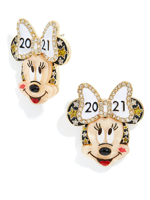 Minnie Mouse Earrings 2021