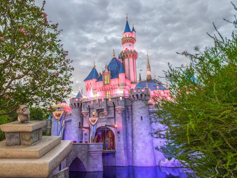 Canceled: Disneyland Annual Passport Program