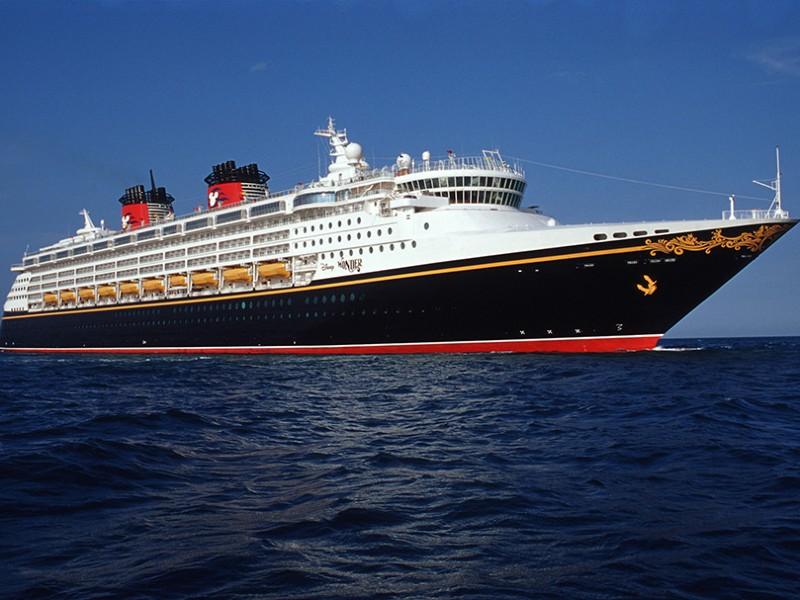 disney cruise line ship the disney wonder