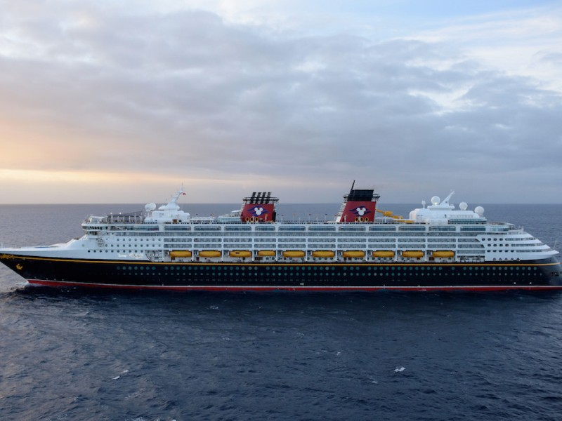 disney wonder ship on the disney cruise line