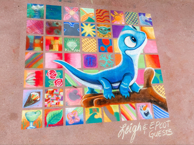 EPCOT-Chalk-Art-2021-Bruni-de-la-Fe