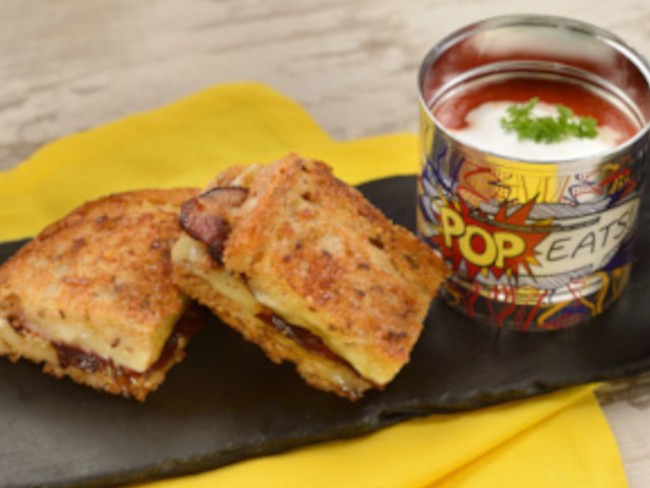 Bacon Grilled Cheese at the 2021 EPCOT Festival of the Arts