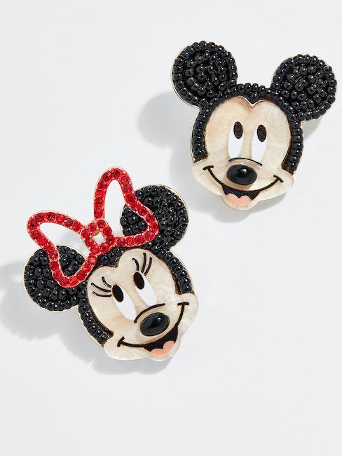 Mickey and Minnie Earrings