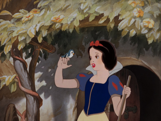 Snow White - Disney animated classics list
