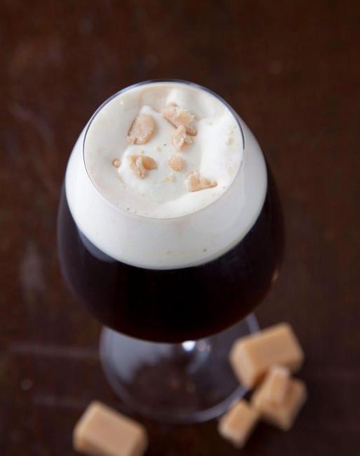 Bailey's Irish Coffee at Raglan Road