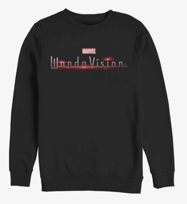 wandavision sweatshirt from hot topic