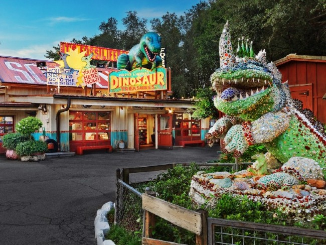 chester and hester's dinosaur treasures at animal kingdom