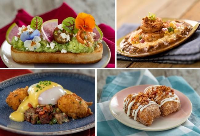 new sunshine griddle booth Flower and Garden Festival menus