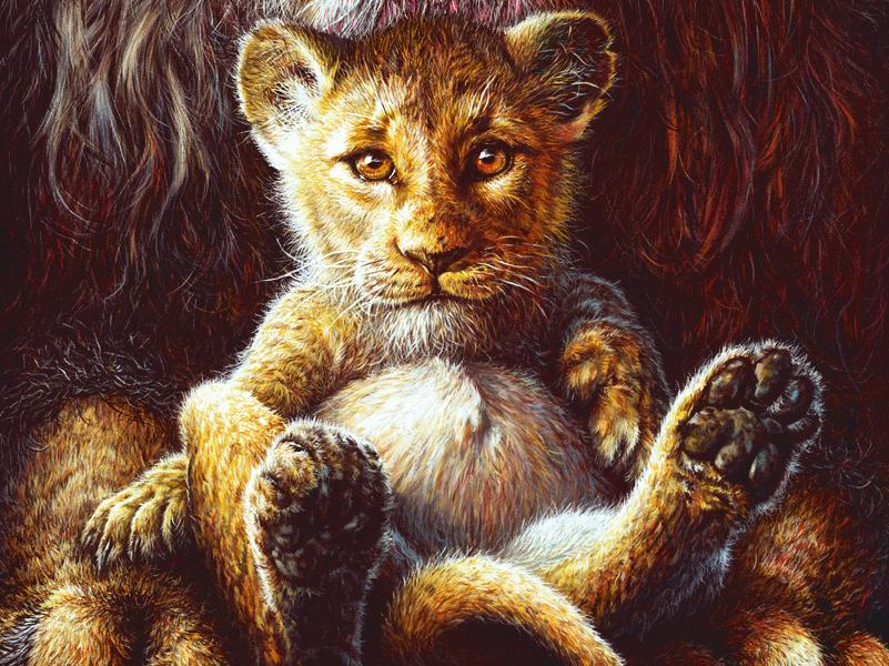 golden son artwork by disney artist craig skaggs