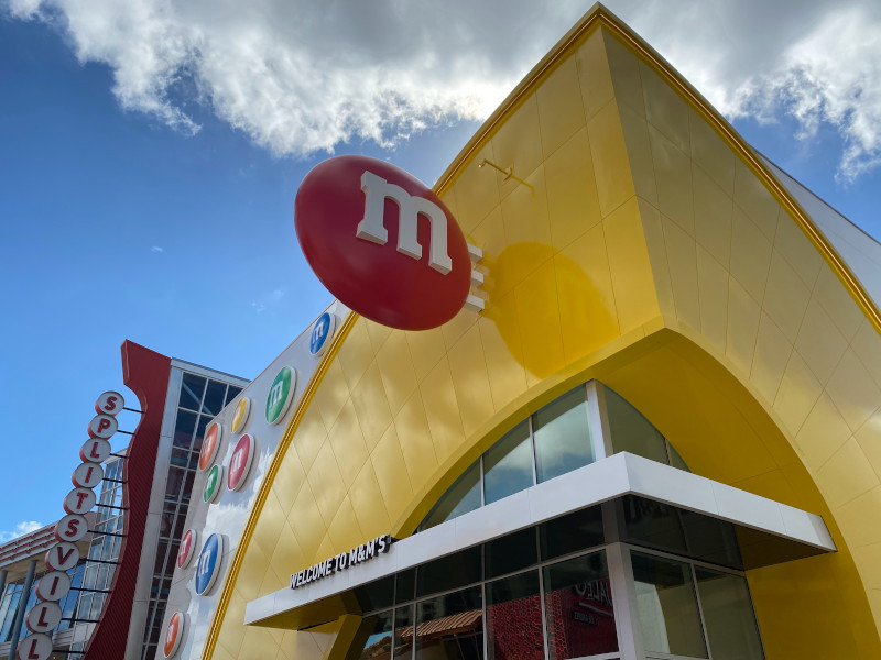 Donuts, Coffee, M&M's: 2 New Sweet Shops at Disney Springs