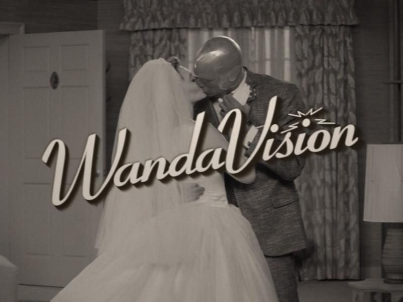 Wanda and Vision in WandaVision