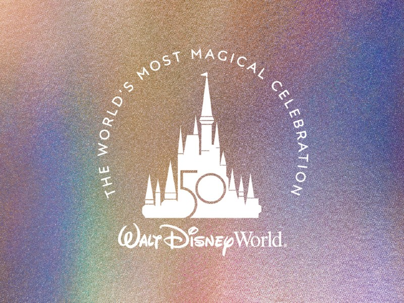 world's most magical celebration at walt disney world for 50th anniversary