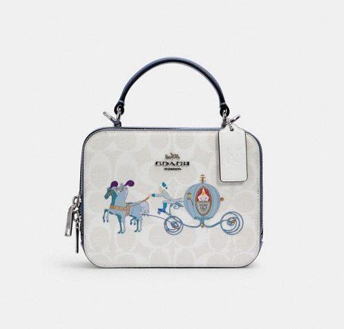 Cinderella Coach - Coach Bag