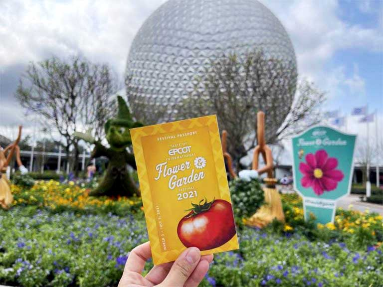 EPCOT Flower and Garden Festival 2021 Guide Featured Chiu