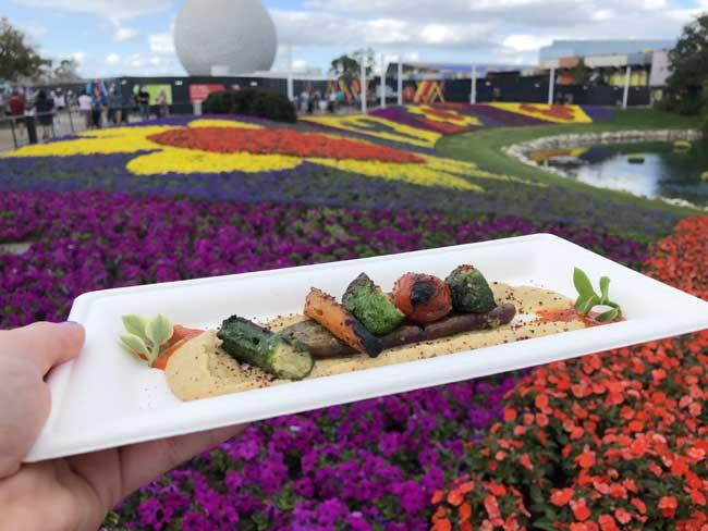Grilled Baby Vegetables 2021 Flavor Full Flower and Garden Festival Turner