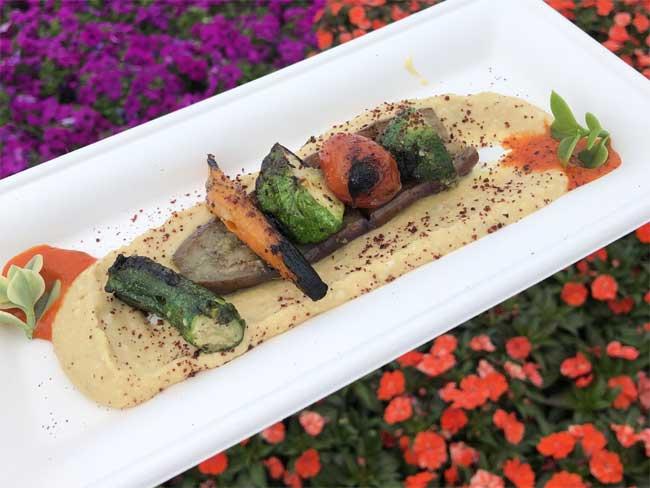Grilled Baby Vegetables Review 2021 Flavor Full Flower and Garden Festival Turner