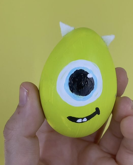 Mike Wazowski - Easter Egg