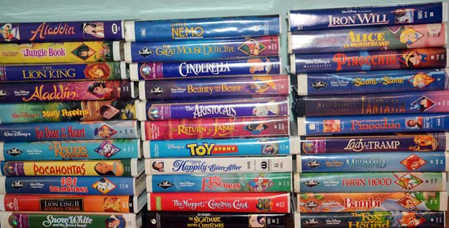 Rare-Disney-VHS-Value