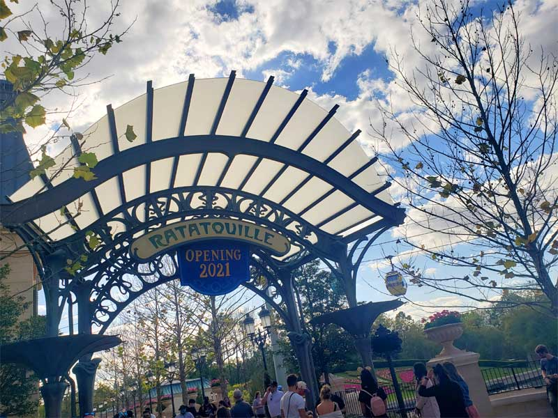 remys ratatouille adventure opening date Featured epcot