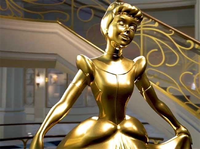Disney-Wish-Cinderella-Statue-Disney-Cruise-Line