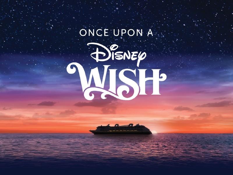 disney wish grand reveal for disney cruise line